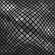 Grey Square Pattern. Abstract Grey Square Background