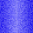 Halftone Pattern. Set Of Halftone Dots. Dots On Blue Background. Halftone Texture. Halftone Dots. Halftone Effect