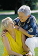 Retiring Happy Mature Couple stock photography