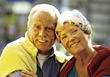 Seniors Happy Senior Couple stock photography