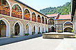 Holy Monastery Of The Virgin Of Kykkos In Troodos Mountains, Cyprus. stock photography