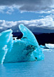 Ice Berg stock photo