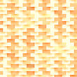 Illustration Of Abstract Orange Texture. Pattern Design For Banner, Poster, Flyer