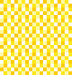 Illustration Seamless Background With Yellow Tiles - Vector
