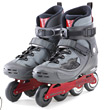 Rollerblade Inline Skates stock photography