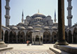 Istanbul, Blue Mosque, Turkey stock photography