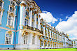 Katherine's Palace Hall In Tsarskoe Selo (Pushkin), Russia stock photo