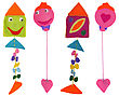 Kite And Balloon - Kids Toys
