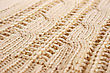 Knitted Cloth As A Background. stock photography