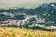 Landscape In Armenian Mountain City Jermuk.