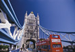 London, Tower Bridge stock image