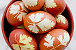 Lot Easter Colorful Eggs