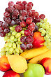 Lot Of Fruits stock image
