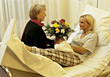old adult health people elder patients stock photo