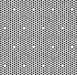 Monochrome Abstract Geometrical Pattern. Modern Gray Seamless Background. Flat Simple Design.Gray Small Hexagons Forming Mosaic