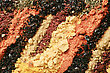 Multi Colored Background Of Different Oriental Spices