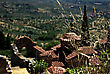 Mystras Is A Fortified Town Situated On Mt. Taygetos, Near Ancient Sparta, It Served As The Capital Of The Byzantine Despotate Of The Morea In The 14th And 15th Centuries stock image