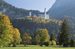 Neuschwanstein, Germany stock photography