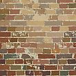 Old Brick Wall Pattern. Vector Illustration, EPS10