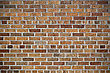 Old Weathered Stained Red Brick Wall Background