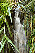 One Of The Waterfalls In Ein Gedi Nature Reserve On The Shores Of The Dead Sea stock photo