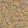 Ornamental Seamless Pattern. Vector, EPS10