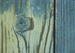 Painted Weathered Wood stock photo