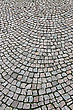 Paving Stones Street Texture stock photography