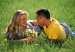 affection teen bouquets kids people couples stock image