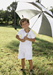 child outdoor umbrella boys people kid stock photography