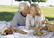 seniors active elderly retiring old stock photography