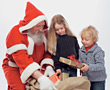 gift xmas Christmas children people young stock image