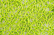Plastic Placemat Texture For Background, Close-up Image stock image