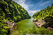 Point Wolf River Located In Point Wolf Region In New Brunswick Canada stock image