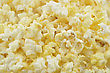 Popcorn , Close Up Shot For Background stock photography