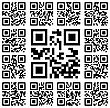 Control Product Barcode 2d Square Label. Sample QR Code Ready To Scan With Smart Phone stock illustration