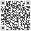 Product Barcode 2d Square Label Isolated On White Background. Sample QR Code Ready To Scan With Smart Phone