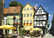Quedlinburg, Germany stock photography