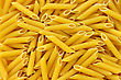 Cooking Raw Pasta Background stock photo
