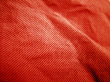 Red Fabric Background stock photo