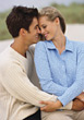 Romantic Couple stock photo