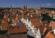 Location Rothenburg, Germany stock photo