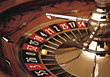 Roulette Wheel Close-Up stock image