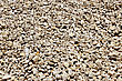 Rubble Coming From A Sand Pit stock photo