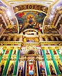 Saint Isaac's Cathedral In St Petersburg, Russia stock image