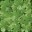 Saint Patrick Background Card