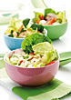 Salad Bowls stock photo