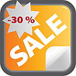 Sale Sign stock illustration
