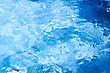Sea Background. Blue Water Texture stock photo