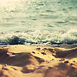 Sea Surf, Abstract Marine View For Your Design stock photography